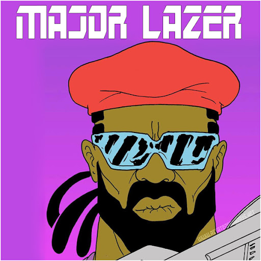 Major Lazer on BBC Radio