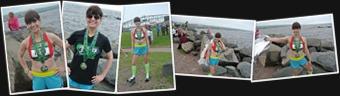 View Cheryl's Marathon