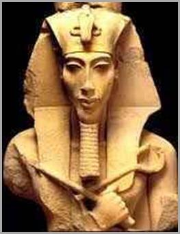 busto-de-Akhenaton