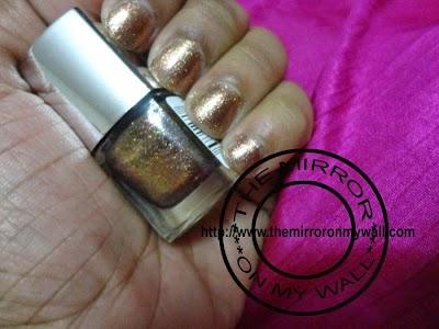 CoverGirl OutLast Stat Brilliant GlossTinis in Seared Bronze 6305.JPG
