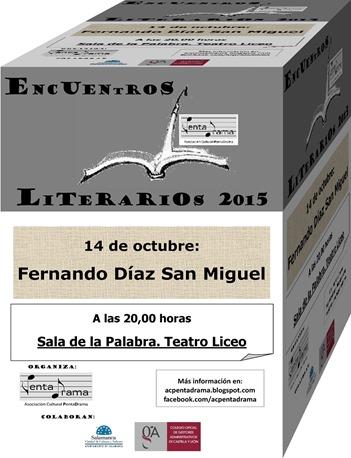CARTEL FERNANDO DIAZ SAN MIGUEL WEB CUBO
