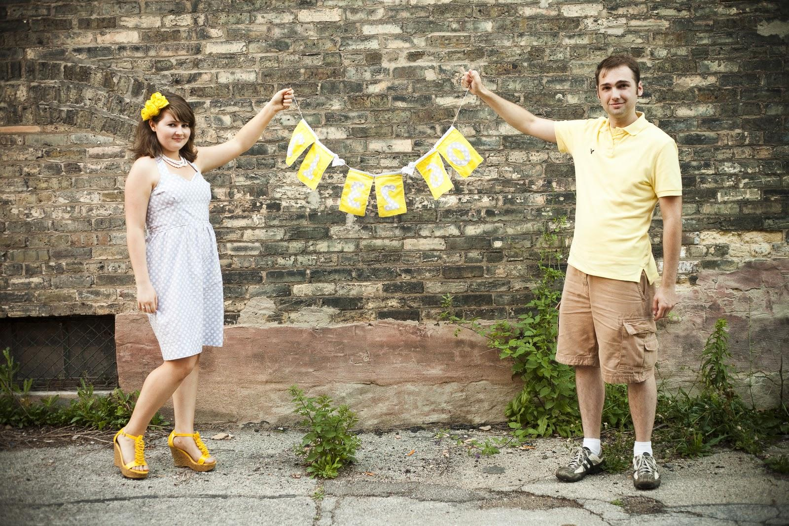 wedding chicago diy