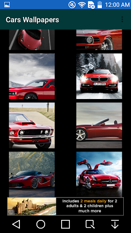 android Cars Wallpaper Screenshot 7