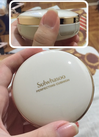 SULWHASOO Evenfair Perfecting Cushion no.13 (Light Pink)