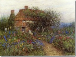 Helen-Allingham-Helen-Mary-Elizabeth-Paterson-A-Cottage-near-Brook-Witley-Surrey-S