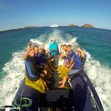 Rumo ao Snorkel no Leão Adormecido - Galápagos