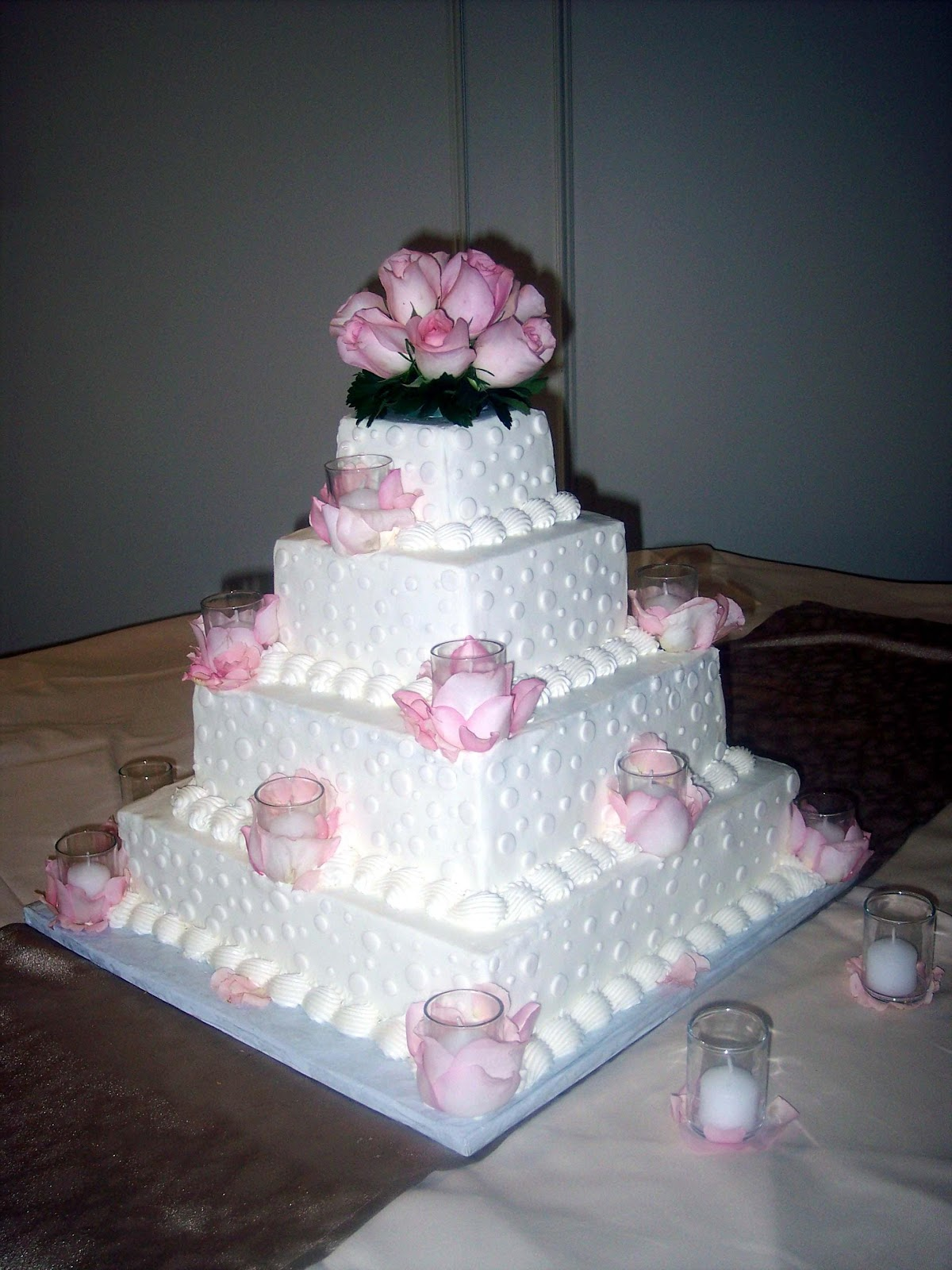 Wedding Cake I Did this