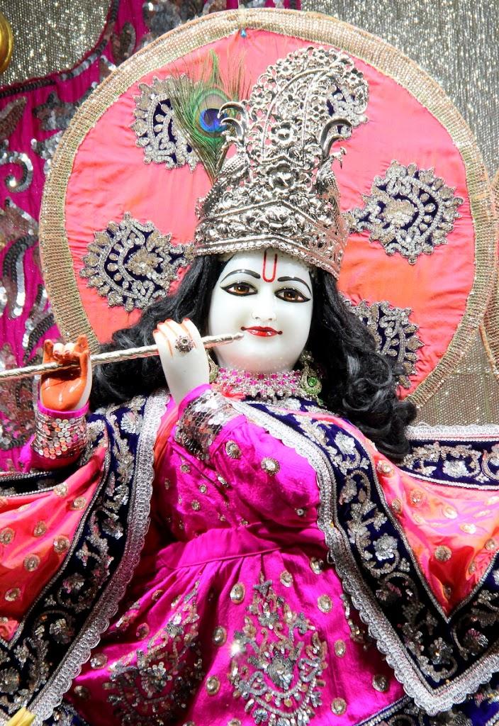 ISKCON Juhu Mangal Deity Darshan 14 Jan 2016 (13)