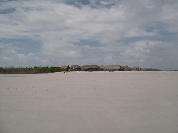 Praia da Croa Nova - Sao Joao de Pirabas, fonte: Projeto Rondon