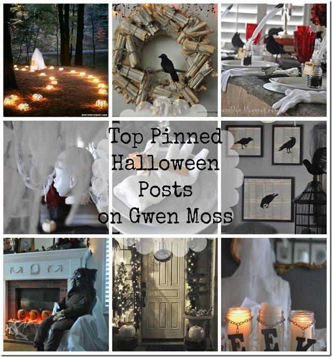 top pinned halloweeen posts