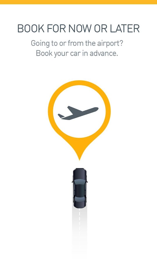 Gett (GetTaxi) - The Taxi App Screenshot 5