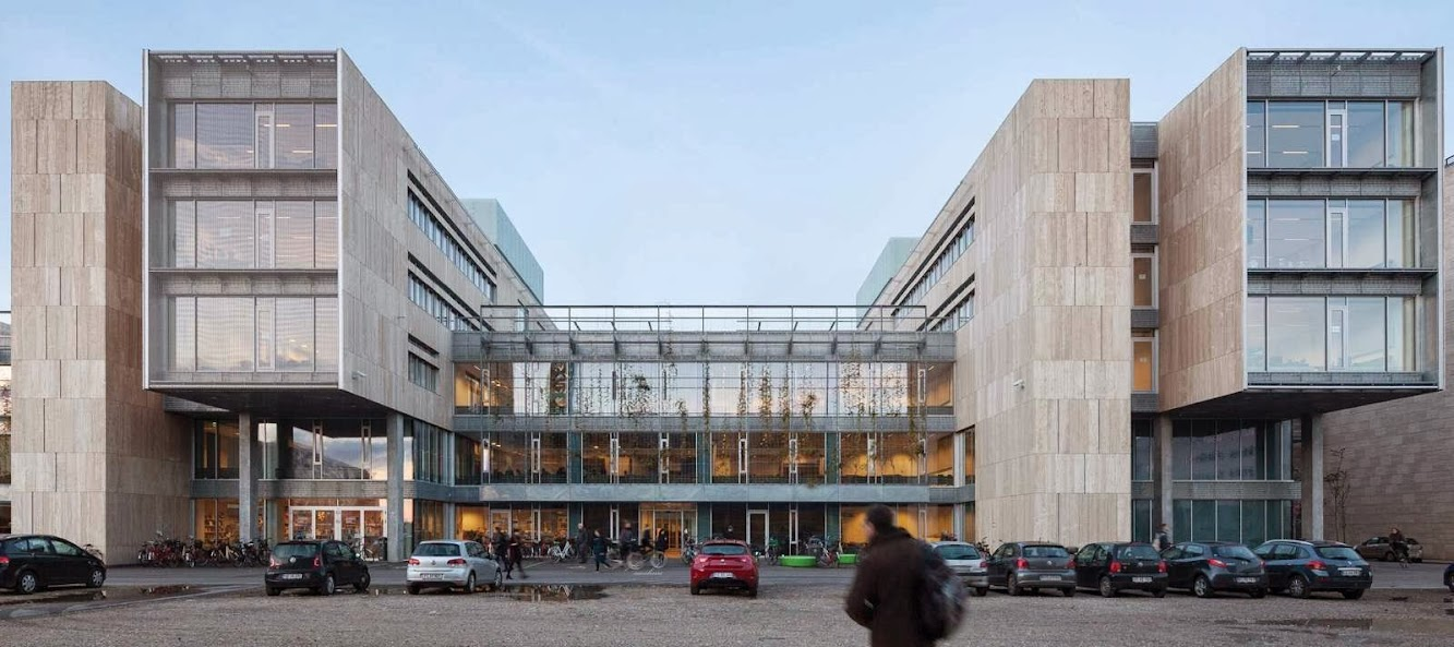 KUA2 University of Copenhagen by Arkitema Architects