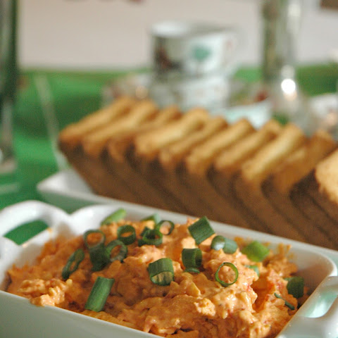 Zesty Southern Pimento Cheese