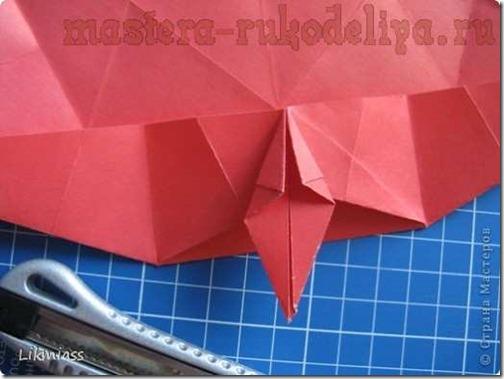 flor de pascua origami (21)