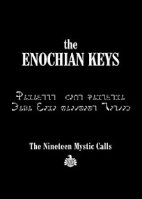 Cover of Anonymous's Book The Enochian Calls