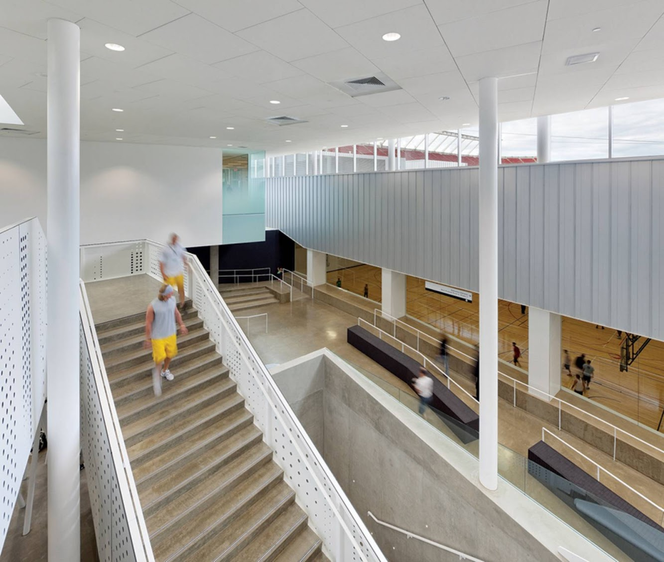 Commonwealth Community Recreation Center by Mjma