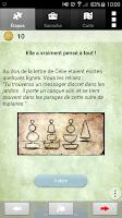 Screenshot of Enigmes à Versailles