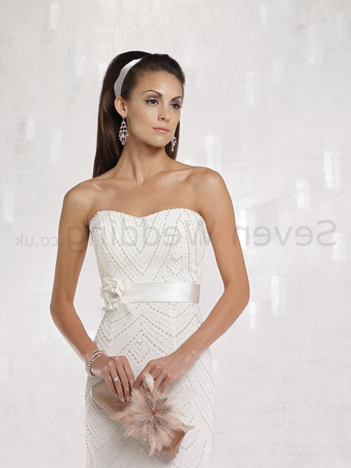 Neckline Mermaid Wedding