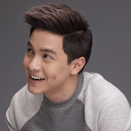 Alden Richards for Bench Fix Clay Doh (IG bcbench)