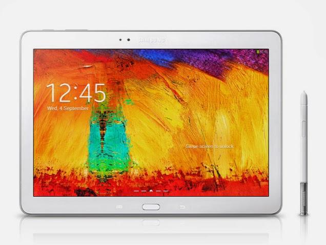 Samsung Galaxy Tab Pro 10.1 - Spesifikasi Lengkap dan Harga
