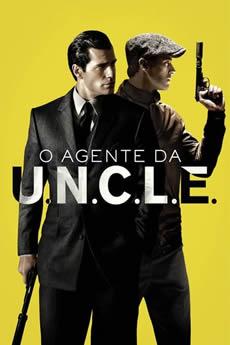Baixar Filme O Agente da U.N.C.L.E. (2015) Dublado Torrent Grátis