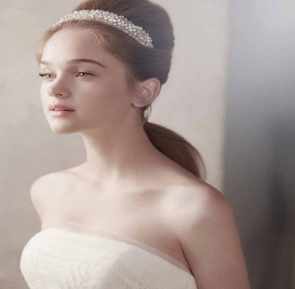 Wedding Bridal Hair Style
