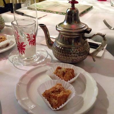 Hammam Tearoom, Publika