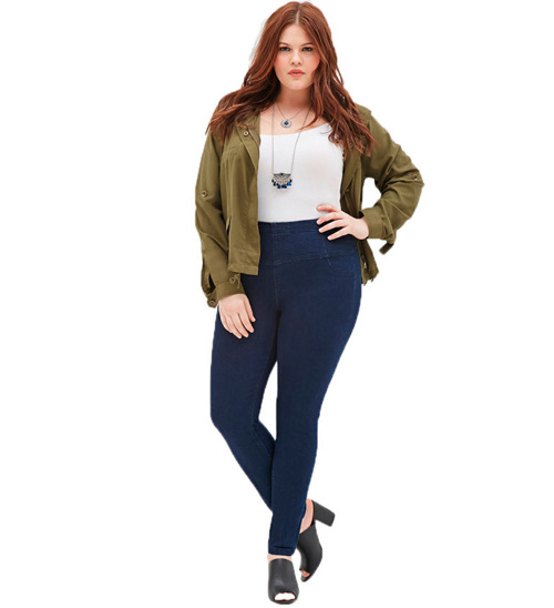5 bi quyet mac quan jeans cho nang beo  3