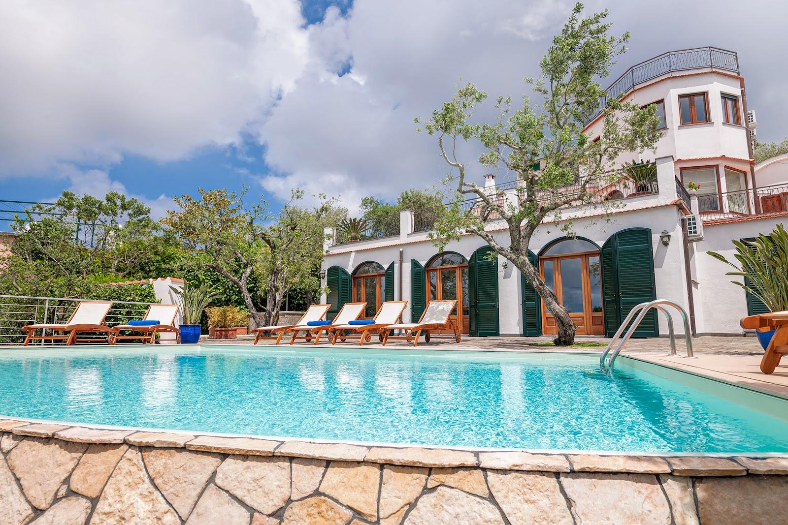 Ferienhaus Villa Giardino (734746), Massa Lubrense, Amalfiküste, Kampanien, Italien, Bild 1