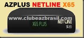 Atualização Netline X65 plus