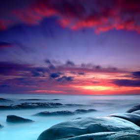 Sunsets feel SImpang Mengayau by Donny  Baki - Landscapes Sunsets & Sunrises