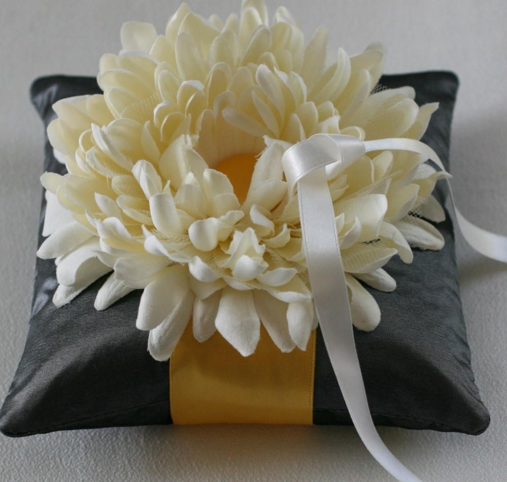 Wedding Ring Pillow-