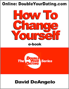 Cover of David Deangelo's Book Double Your Dating How To Change Yourself