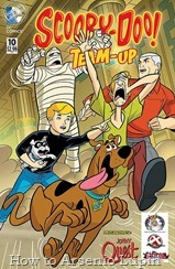 Actualización 01/12/2015: Se agrega el numero #10 de Scooby-Doo Team-Up por Darkvid y Mastergel del Team-Up Prixcomics, Gisicom y CRG
