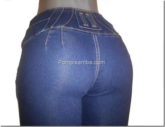 jeans corte colombiano barato 8