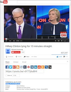 20160129 Hillary Clinton lying for 13 minutes straight (YT)(12m56s).jpg