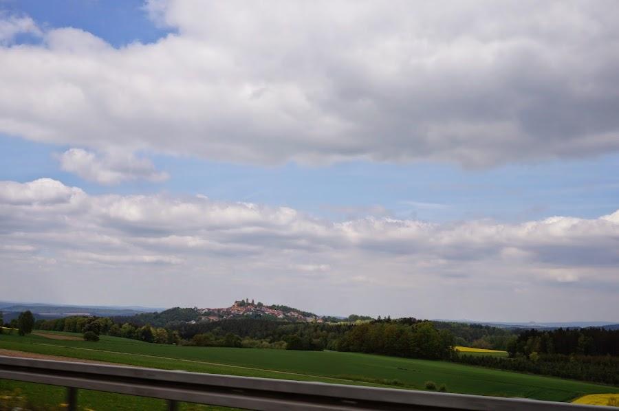По дороге в Мюнхен