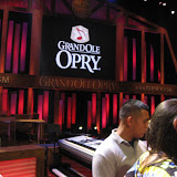 The Grand Ole Opry stage in Nashville TN 09032011b