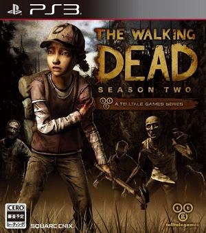 [GAMES] ウォーキング・デッド シーズン 2 / The Walking Dead Season 2 (PS3/JPN)