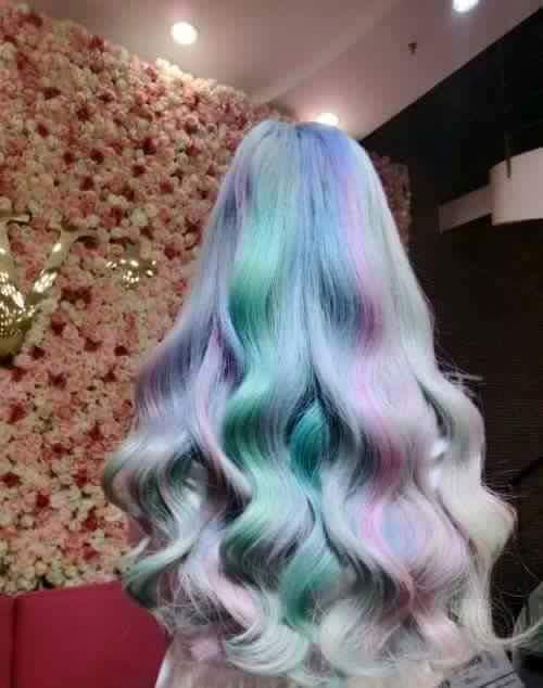 Pastel Hair Dye_ Unicorn Hair