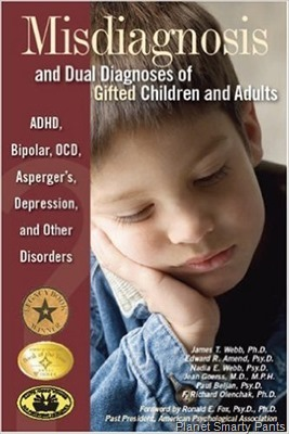 Misdiagnosis of Gifted Kids