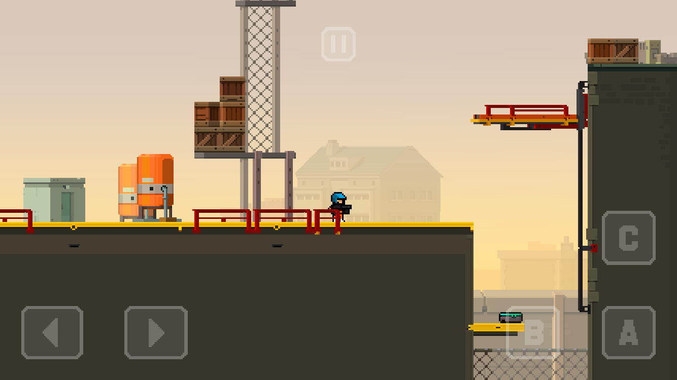 Prison Run and Gun Screenshot 2