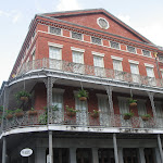 A building in New Orleans 07242012