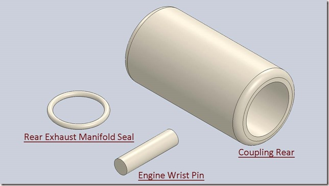Miscellaneous Components of 'Engine MKII'