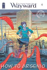 Actualización 09/11/2015: Wayward - Honorable M. tradumaqueta y nos entrega el #4 de esta serie de Image.