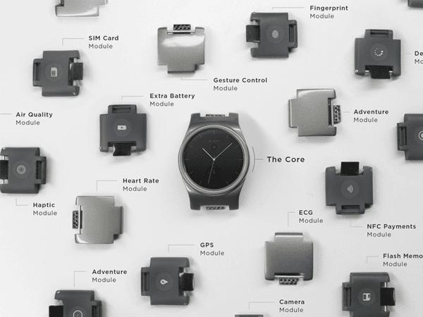 模組智能手錶