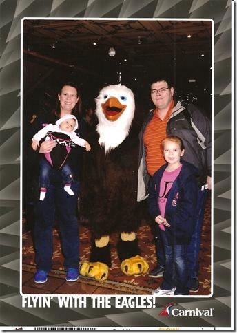 Eagle - Skagway