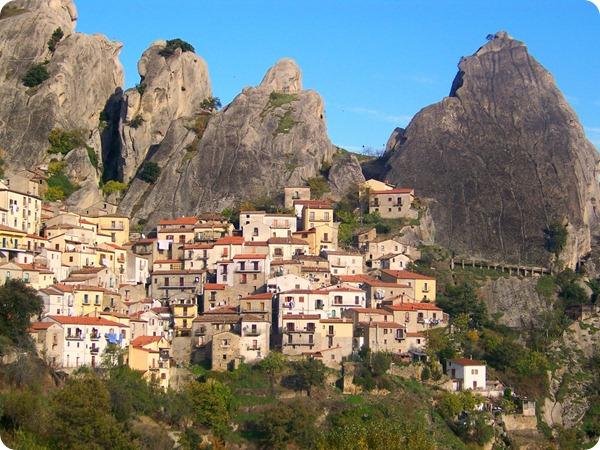 Basilicata-castelmezzano