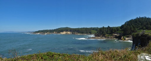 Boiler Bay State Scenic Viewpoint