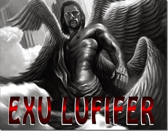 Exu lucifer - Satanas - Exú - Seu Belo, Satanás, Exu, Diabo, Capeta, o Cão, Demônio